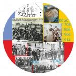 Síntesi cronològica de la història de Ponts, des de la Prehistòria fins a 1978